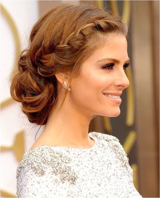 Prom Hairstyles Updos 2015 e braids for wedding bridesmaid