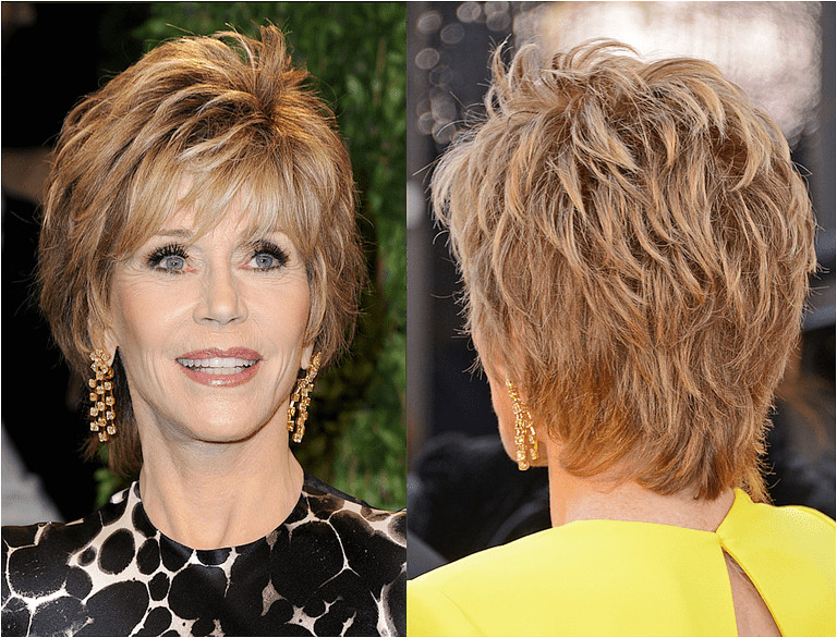 80 S Hairstyles for Short Curly Hair Great Haircuts for Women Over 70