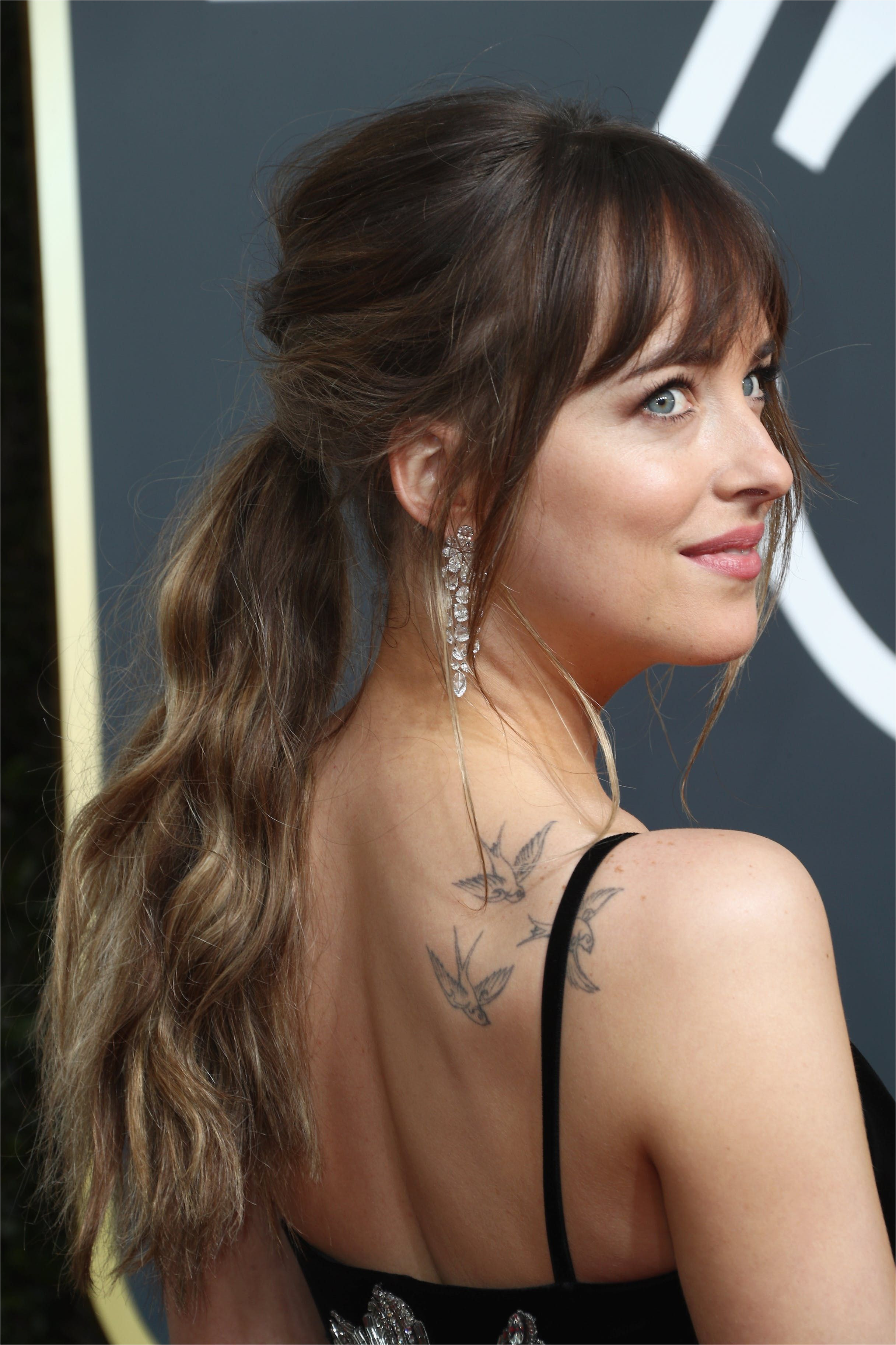 9 Celeb Hairstyles That Are Better Because of Bangs