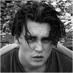 90s hairstyles mens Google Search Here s Johnny Johnny Depp Age Young Johnny Depp