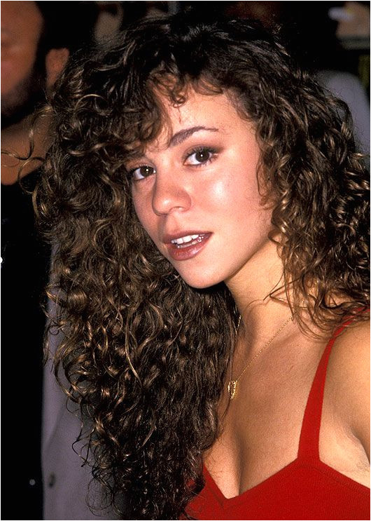 mariah carey 90s hair Google Search