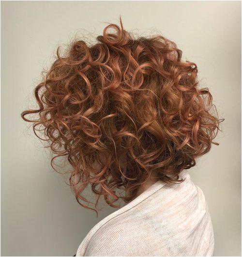 Splendid Curly Bob Splendid curly hair bob