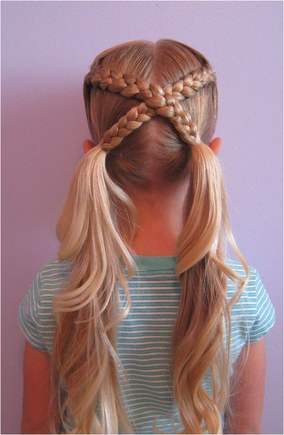 adorable for a little girl Cute Little Girl Hairstyles Hairstyle For Kids Lil Girl