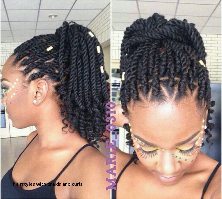 Hairstyles with Braids and Curls Little Black Girl S Hairstyles