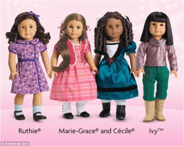 Four dolls from American Girl s Historical range have been discontinued