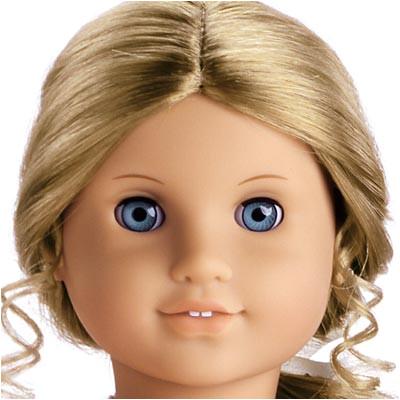 Elizabeth Cole doll