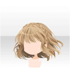 Female Anime Hairstyles Anime Haircut Manga Hair Hair Reference Drawing Reference