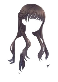 An anime girl hairstyle I want to try