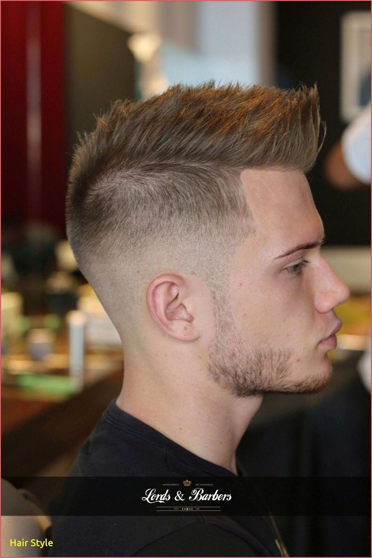 Mens Haircuts 2019 Inspirational Temp Fade Hairstyles Male Hair Styles Best Hairstyles Men 0d Image