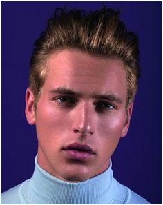 straight men s Vog Coiffure 2015 Fashion Trends Short Blonde Straight Hairstyles Men s