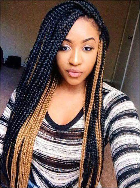 22 Nigerian Fulani black braided hairstyles 2018