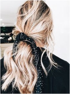 pinterest makennasmith97 ☆ Scarf Hairstyles Messy Hairstyles Hair Day Hair Inspo