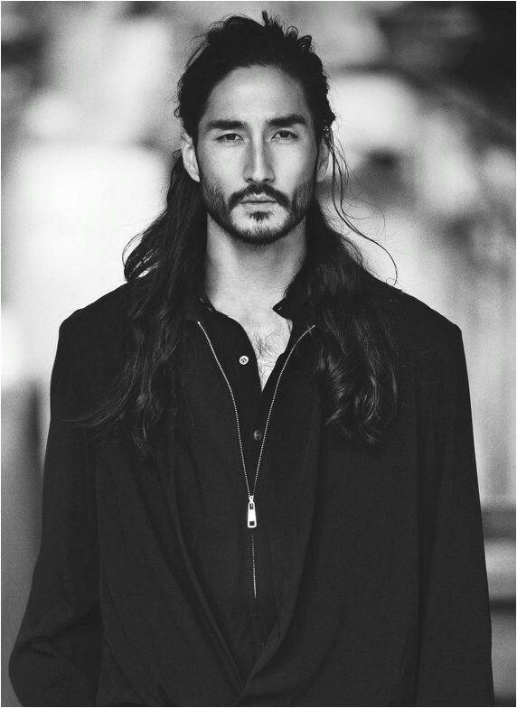 Tony Thornburg marry me Asian Men Long Hair y Asian Men y Men