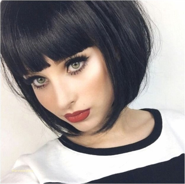 Asian Emo Hair New Girl Bangs Hairstyles Wedding Hair with Flower Luxury Hairstyle for 75