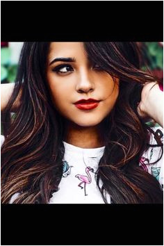 Becky G Curly Hairstyles 814 Best Becky G Images