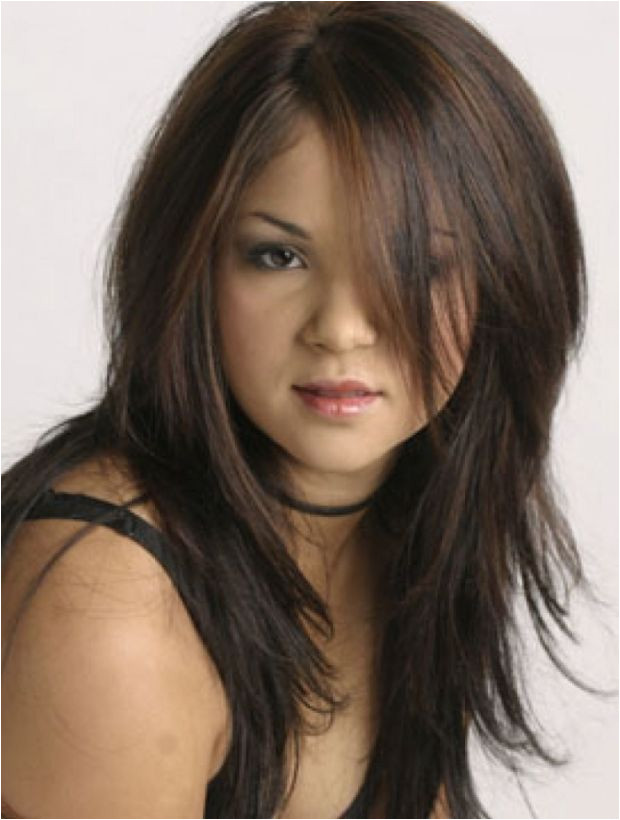 Ask a Hairstylist The Best Cuts for Straight Hair and a Round Face maybe time for a change Pinterest