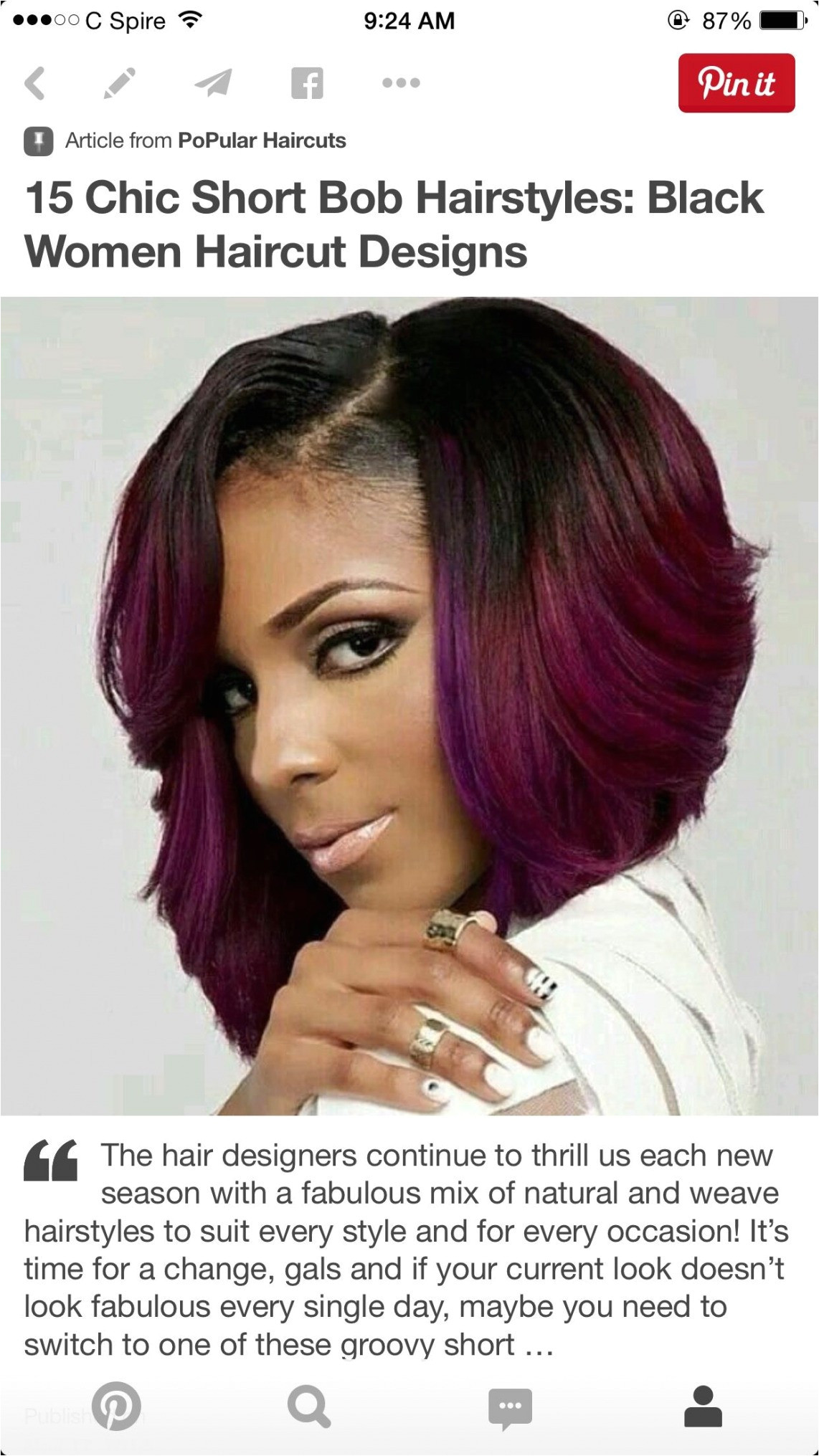 Black Girl Short Hairstyles Elegant asymmetrical Bob Black Hairstyles Luxury Lovely Pin Od Araeuna Smith