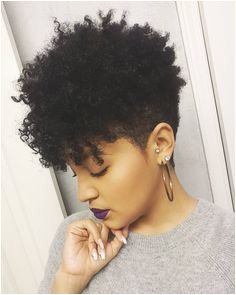 Instagram post by alexandria • Jan 16 2016 at 5 12am UTC Natural Hair Cuts