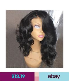 Hair Extensions & Wigs Women Long Side Part Fluffy Loose Wave Synthetic Wig Heat Resistant