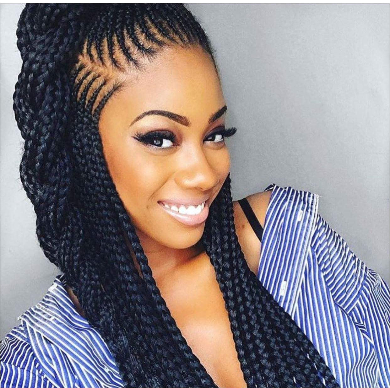 African Hairstyles Nice Hairstyles Female Hairstyles Hairstyle Ideas Braided Hairstyles For Black