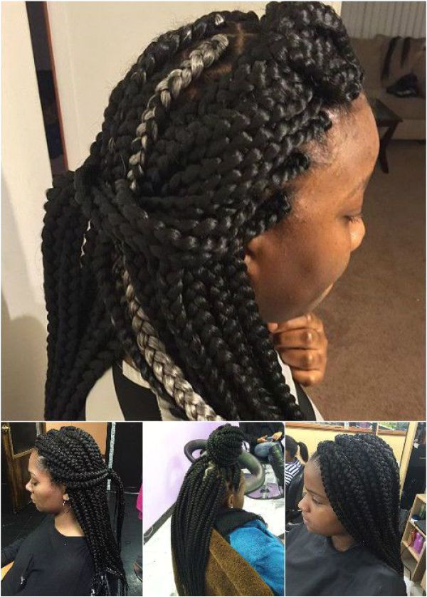 what kind of hair for box braids what kind of hair to use for box braids hair for braids how much is braiding hair