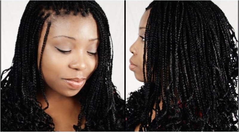 Micro Braid Hairstyles Elegant Micro Hairstyles 0d 16 Beautiful Braided Hairstyles With Shaved Sides Ideas from Black