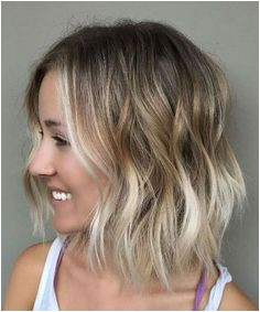 Wonderful Lob Shaggy Haircuts and Hairstyles 2019 for Women to Reach Perfection
