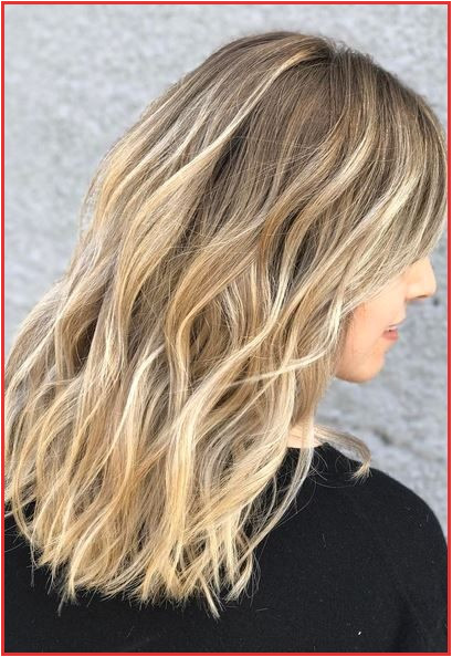 Colorful Streaks In Blonde Hair Best Hair Color Ideas 2017 2018 Blonde Highlights and Lowlights