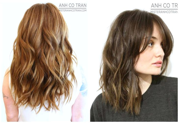 Beautiful Hairstyles for Medium Hair with Layers Elegant I Pinimg 1200x 0d 60