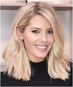 Mid Length Blonde Hairstyles 2017 Blunt Mid Length Hair Blunt Cut Long Hair Blonde