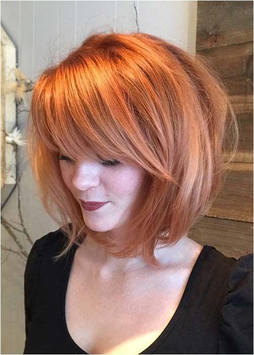 50 Short Bob Hairstyles & Haircuts With Bangs