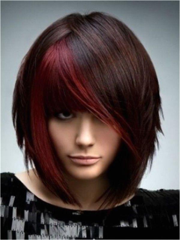 Image result for goth bob haircut no fringe