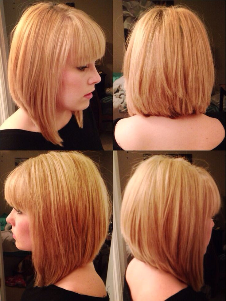 Bob cut is a picture collection of pictures shows the back sides and front