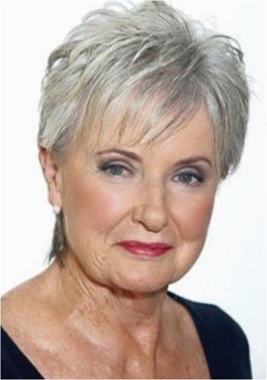 Short Hairstyles Older Women Unique 130 Best Grey Hair Short Ideas Short Hairstyles for Older