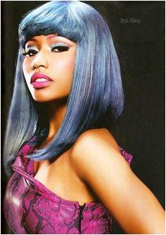 Bob Hairstyles Nicki Minaj 745 Best Nicki Minaj Hairstyles Images