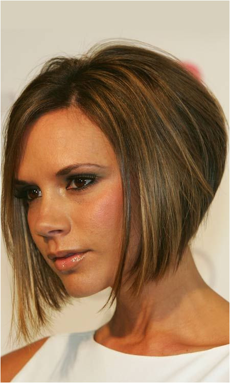 Bob Hairstyles Victoria 20 Awesome Stacked A Line Bob Hairstyles with Pictures