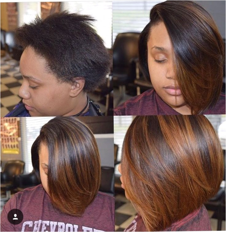 Bob Hairstyles with Extensions Like the Color All About Hair & Makeup