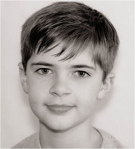 Cute 5 year old boy hair cut