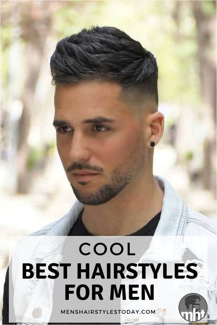 Best Cool Hairstyles For Men Popular Long Medium and Short Haircuts For Guys