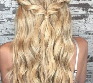 Prom Hairstyles Half Up with Braids Braid Hairstyles Half Up Half Down Tutorial 30 Cute Easy