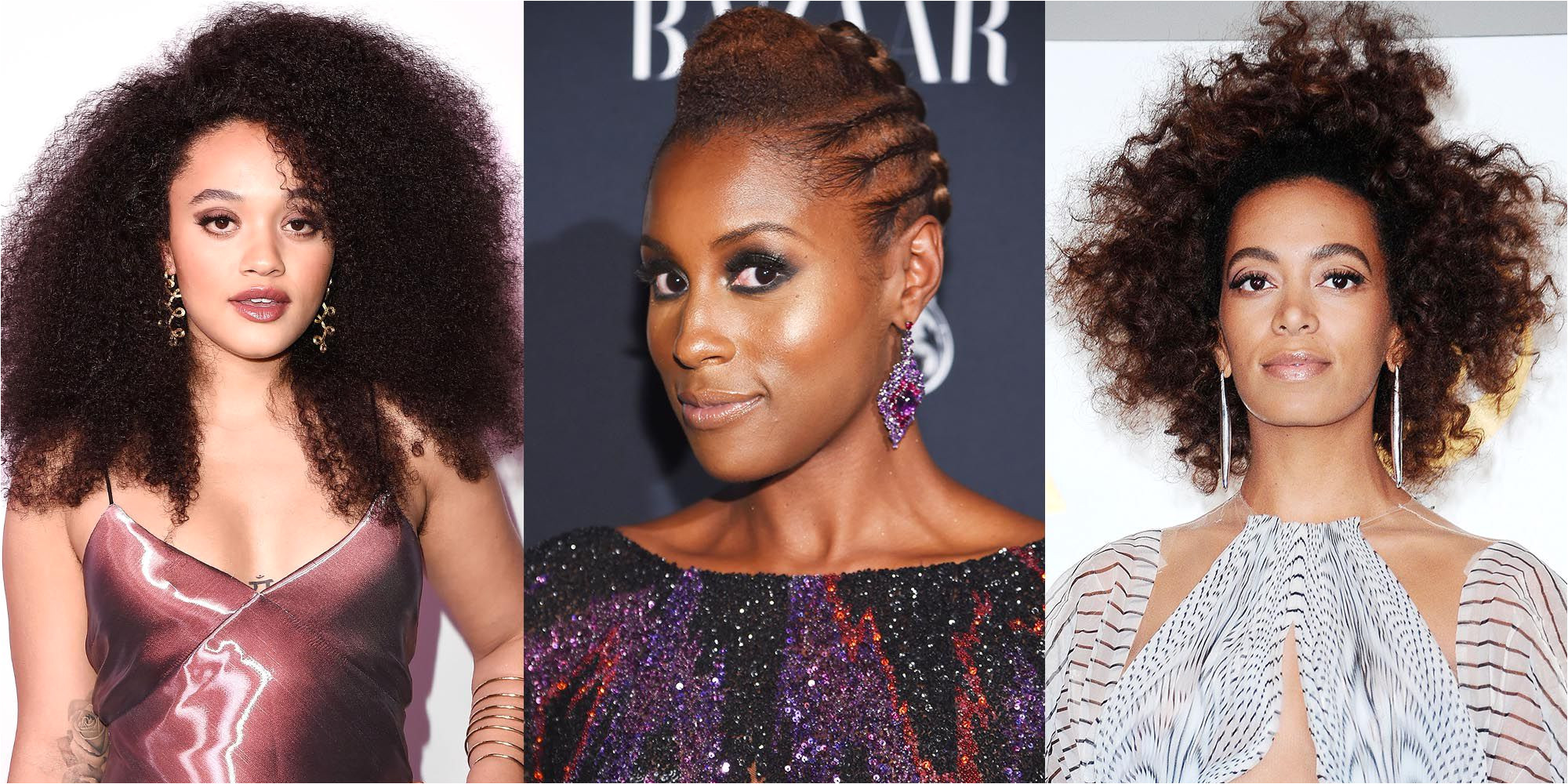 15 Gorgeous Natural Hairstyle Ideas Natural Curly and Braided Hair Looks for Black Women