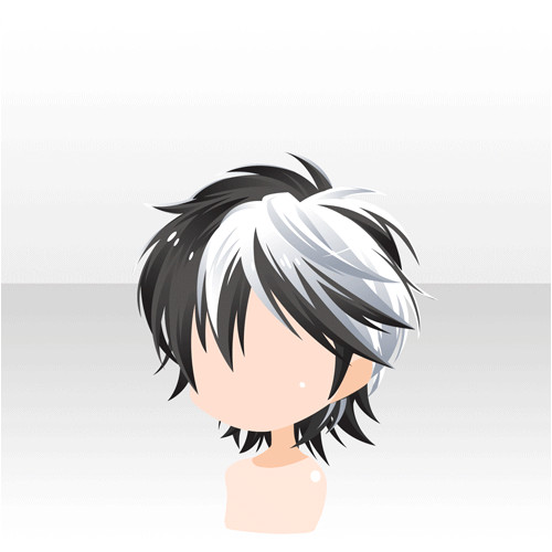 games アットゲームズ Anime Hairstyles Male Chibi Hairstyles