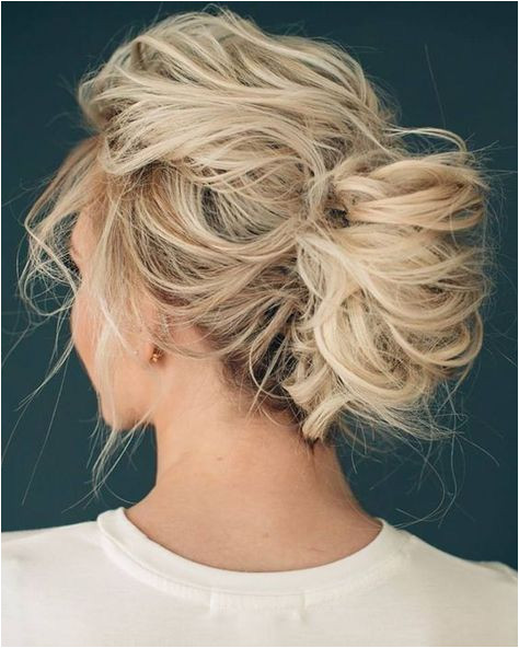 10 Pretty Messy Updos for Long Hair Updo Hairstyles 2017