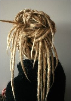 Drea Updo back Coiffure DreadlocksDreadlock HairstylesRasta