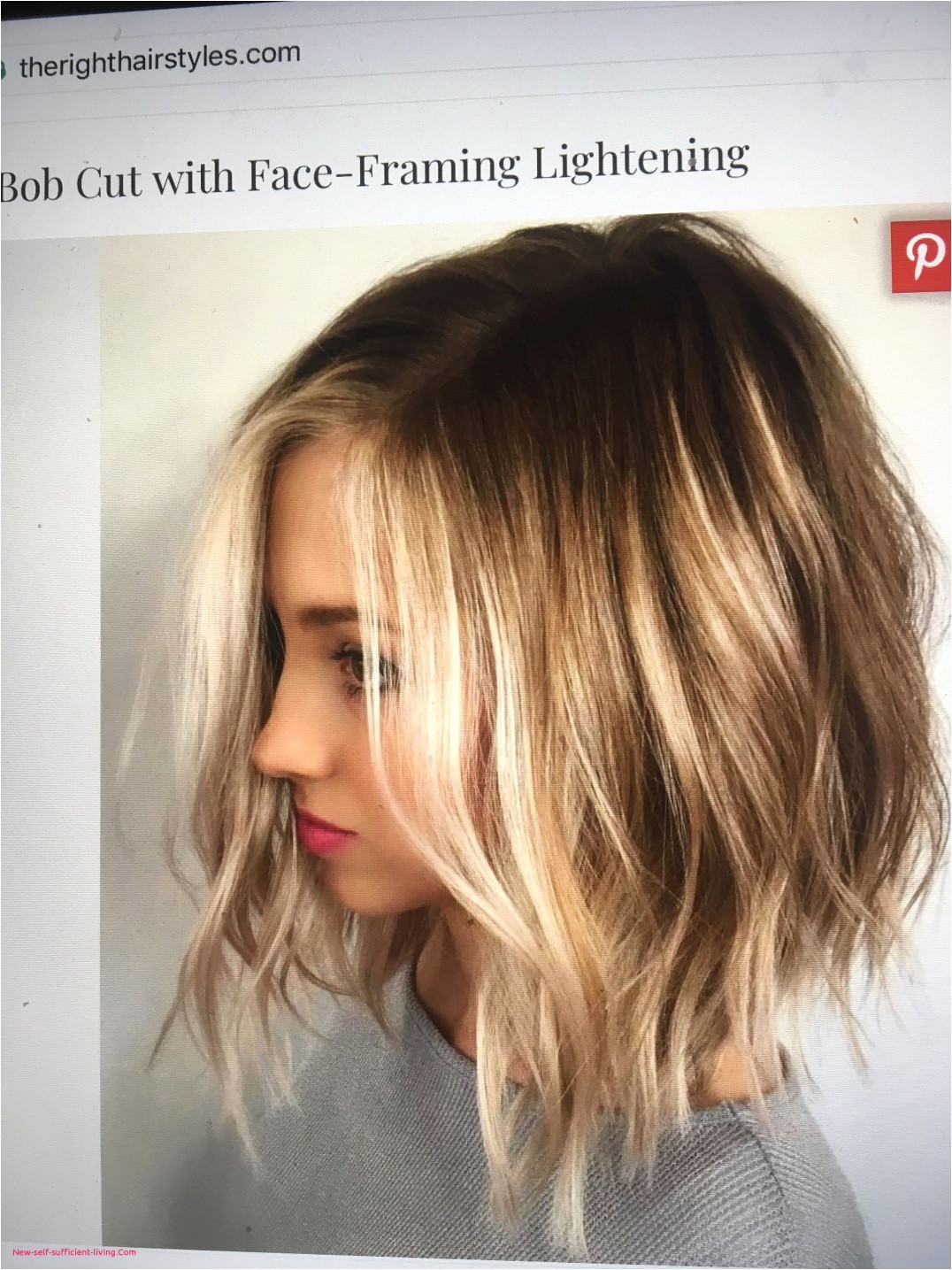 77 Medium Long Bob Hairstyles 2019