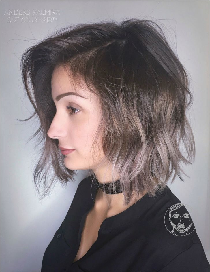 2019 Medium Bob Hairstyles Unique Hairstyles for Short Medium Hair