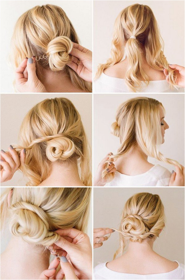 Easy Hairstyles for Medium Length Hairstyle Tutorials for Long Hair Lovely Pin by Jess Od Wedding