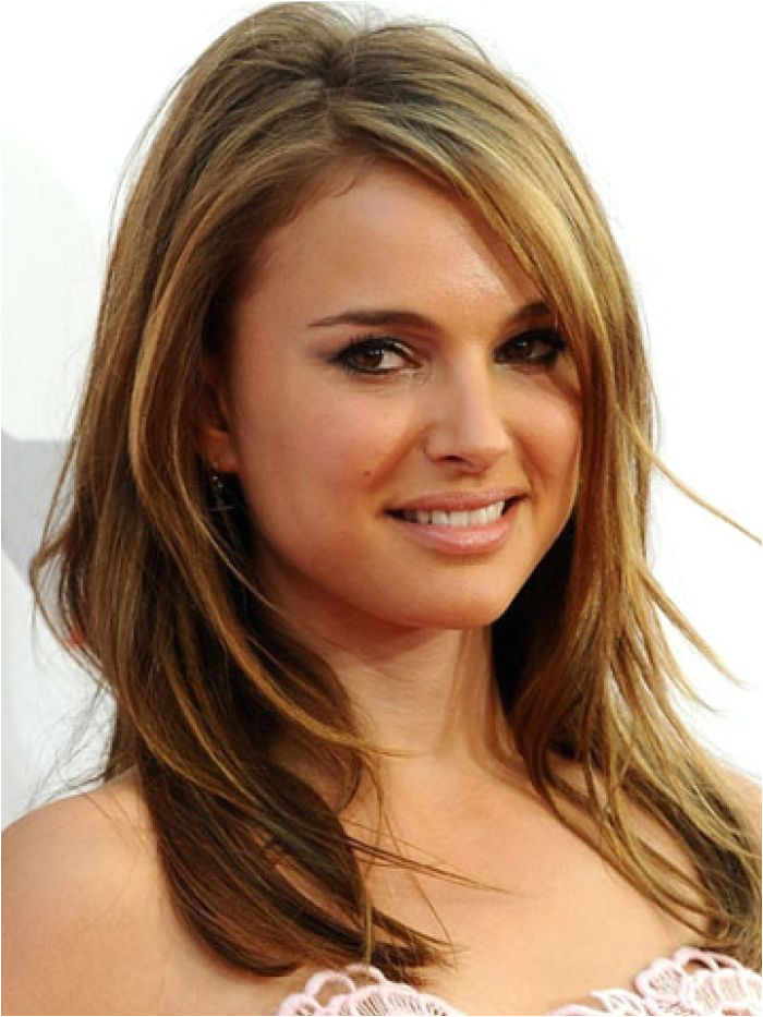 Medium hairstyles can look best on all hair textures and types The chin length hairstyle will pliment any face shape for women