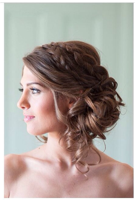 Hair Bridesmaid Side Hairstyles Bridesmaid Hair To The Side Prom Hairstyles Updos For Long