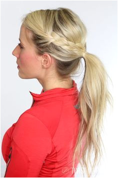 5 workout hairstyles